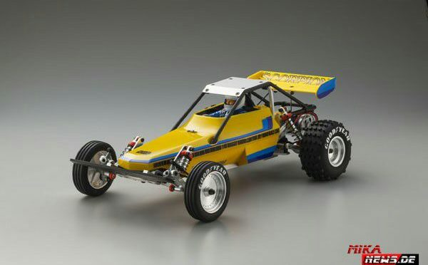SCORPION 1:10 2WD KIT *LEGENDARY SERIES*