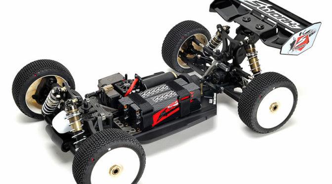 SWORKz S35-2E 1/8 BL Power Pro Buggy Kit