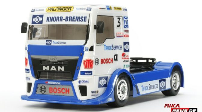 1:14 RC Racing Truck Team Hahn Racing (TT-01E)