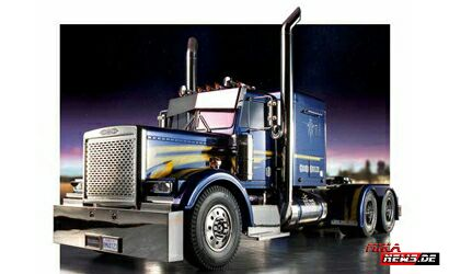 1.14 RC XB Grand Hauler Metallic Blue Full