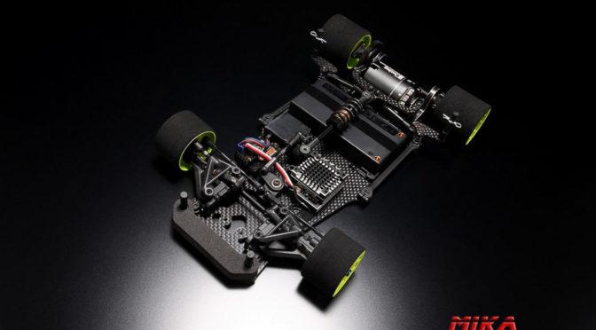 Yokomo 1/12 Racing Car Kit YRX12