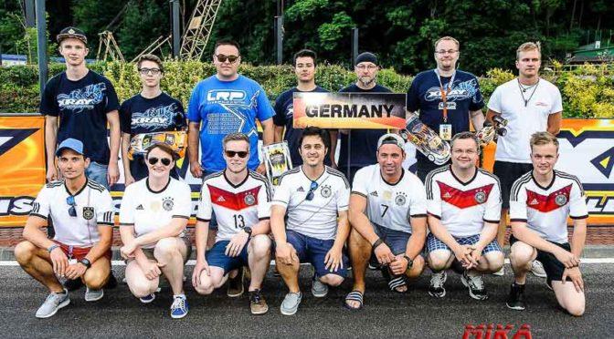 Europameisterschaft TW und Formel 1 in der Hudy-Arena – Vorlaufergebnis