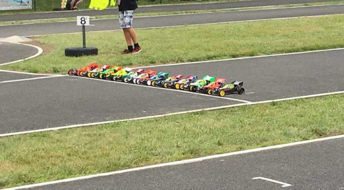 Tamiya-Fighter-Buggy-Serie Finale in Sonneberg