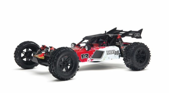 RAIDER XL MEGA 2WD Brushed Desert Buggy 1/8 RTR