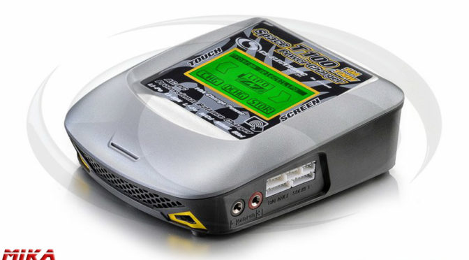 Space TX100 AC/DC Professional Schnellladegerät