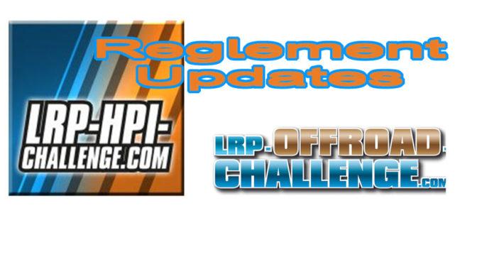 LRP-HPI-Challenge und Offroad-Challenge News