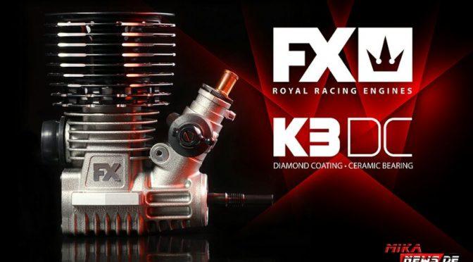 FX präsentiert den neuen K3 DC