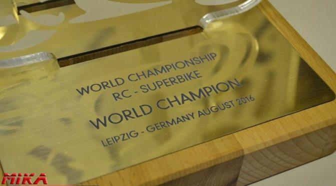 RC Bike Weltmeisterschaft – Informationen & erste Bilder