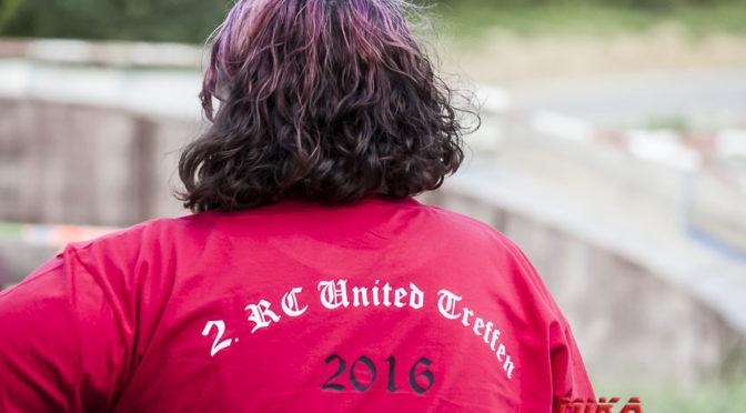 2. RC UNITED-TREFFEN VOM 5.-7.08.2016 – Rückblick