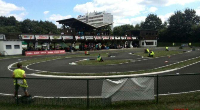 Der TEC ist zu Gast auf dem Tamiya Raceway Sonneberg