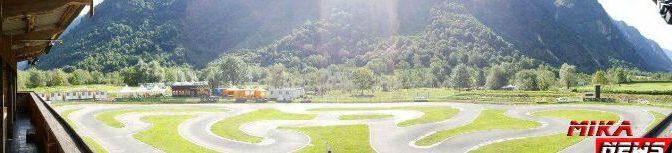 European F1 Masters in Lostallo / Schweiz gestartet
