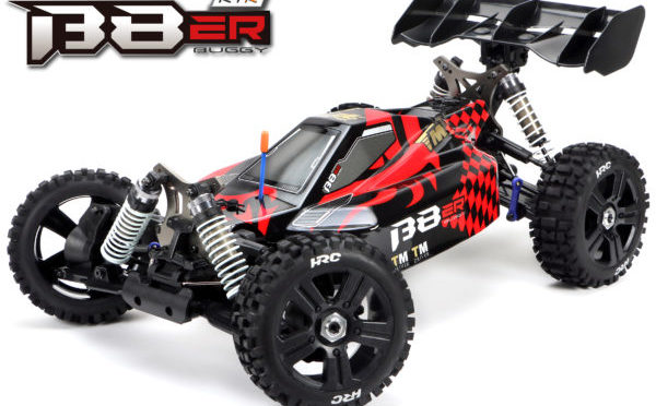 "NEUE ""HRC Version"" des Team Magic B8ER 1/8"