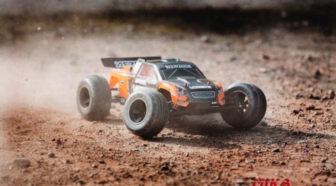 ARRMA VORTEKS 2WD MEGA Brushed Race Truck 1/10 RTR