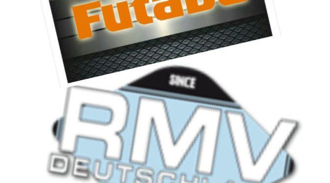 Futaba-Produkte jetzt beim RMV-Deutschland erhältlich