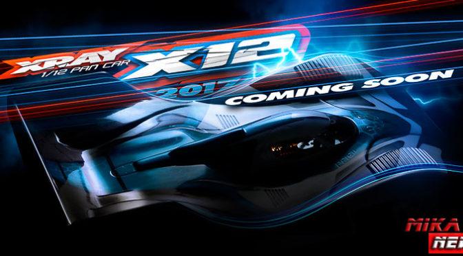 XRAY X12'17 kommt demnächst……update