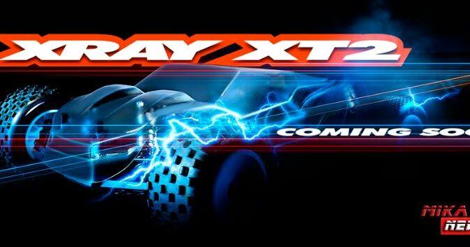Xray XT2 – demnächst….