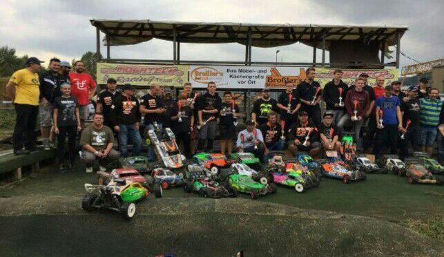 Deutsche Meisterschaft OR6 beim RC-Club-Großheubach e.V. – Die Sieger