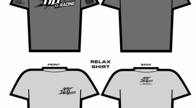 Neue HB Racing Shirts