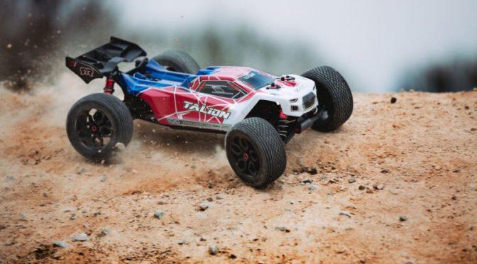 ARRMA TALION 6Sv2 4WD BLX Speed Truggy 4WD 1/8 RTR
