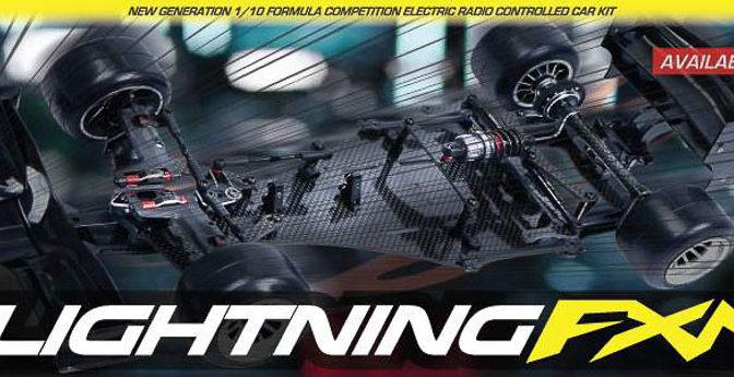 LightningFXM 1:10 Formula Car Kit D-05-VBC-CK23