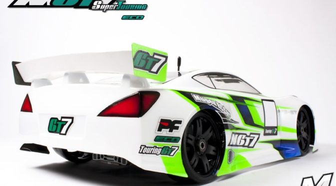 MGT7 1/8 ECO GT On Road Car