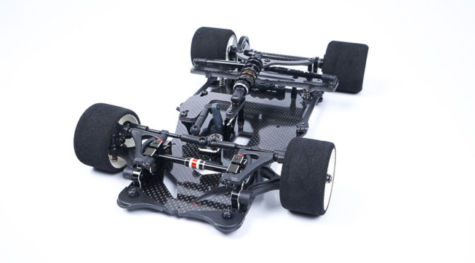 VBC Lightning12M 1/12 Pan Car Kit