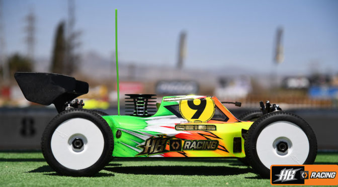 CHASSISFOKUS HB RACING D815 V2 – DAVID RONNEFALK