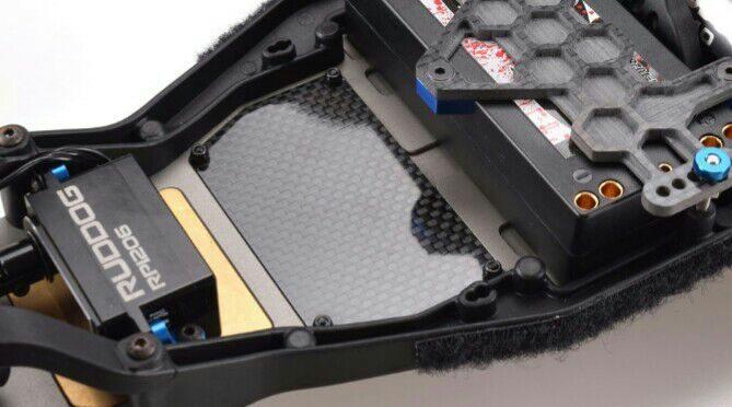 RDRP – B6 Elektronik-Montageplatte