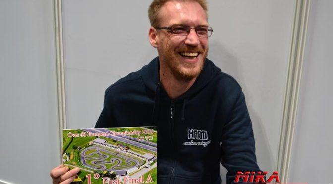 Interview Sven Müller – Neuer Europameister VG5 40+