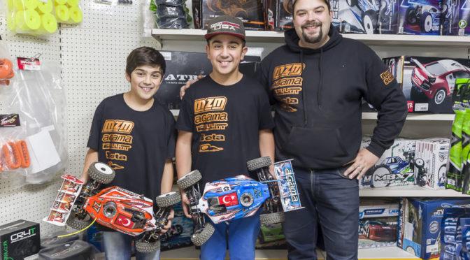 Jugendarbeit – MZM unterstützt Berkan und Burak Kilic