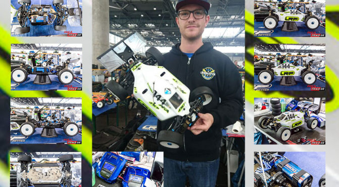 CHASSISFOKUS TEAM ASSOCIATED RC8B3e – CARSTEN KELLER