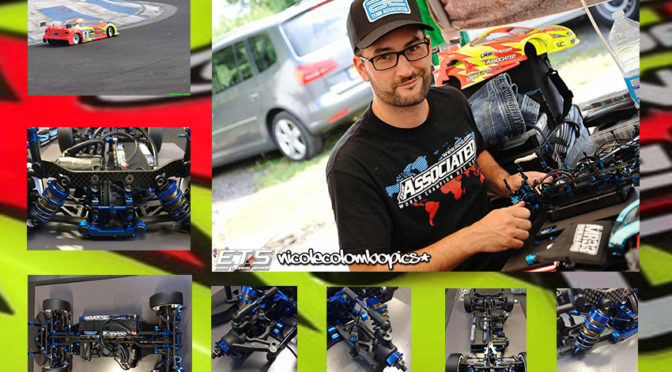 CHASSISFOKUS TEAM ASSOCIATED TC7.1 FT – PATRICK BECK