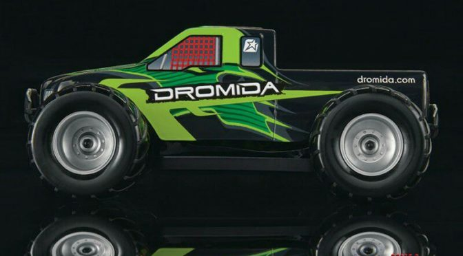Dromida Monster Truck 4WD 1/18 RtR