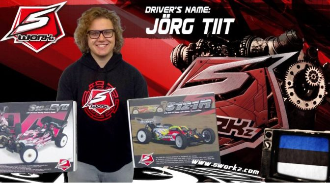 Jörg Tiit nun bei SWORKZ