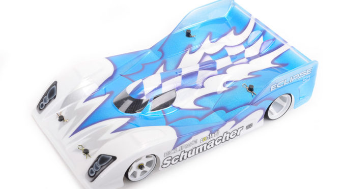 New Schumacher Eclipse 1-12 Circuit Car