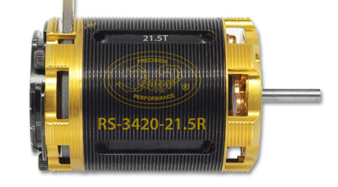 SCORPION RS-3420 21.5T MOTOR – ETS-Version