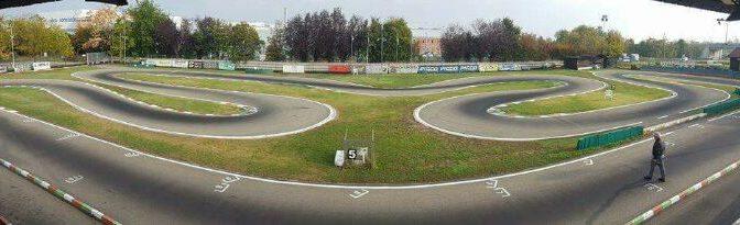 ENS Round 4 in Fiorano / Italien