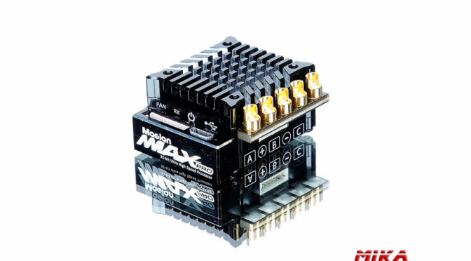 Maclan Racing MMAX Pro 160A Competition ESC