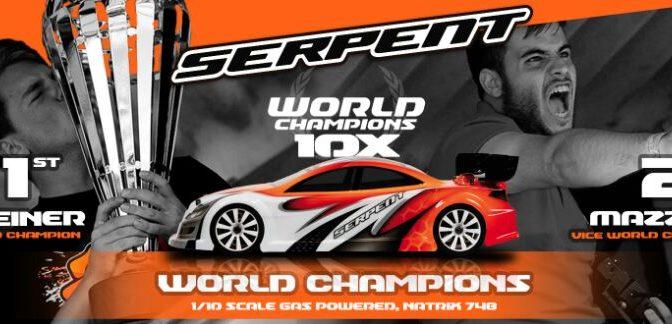 Serpent Natrix 748-WC 1/10 GP 4WD