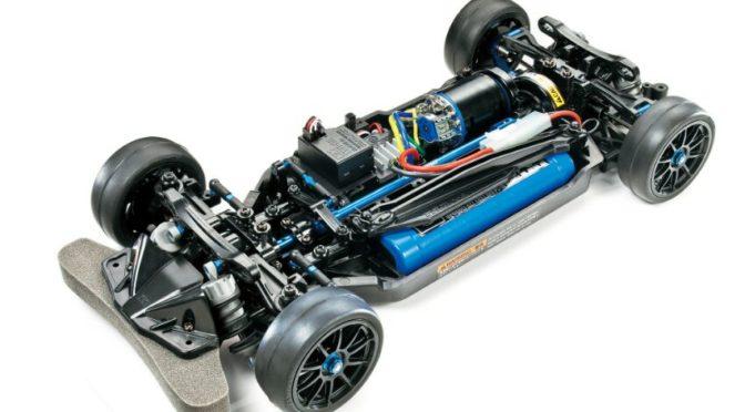 Tamiya 1:10 RC TT-02R Chassis Kit