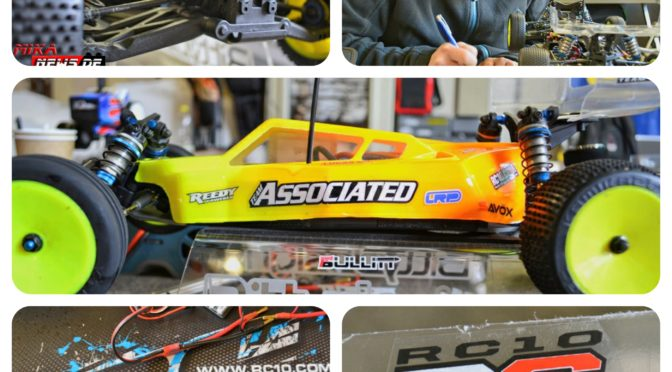 Chassisfokus Team Associated B6D – Norman Bauer
