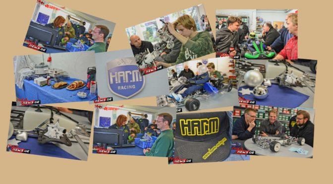 zu Besuch bei der Hausmesse bei H.A.R.M. in Gengenbach