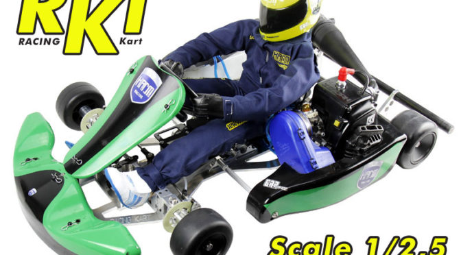 RK-1 – Das Racing Kart made by H.A.R.M.