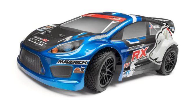 Maverick Strada RX – Rally im Maßstab 1/10