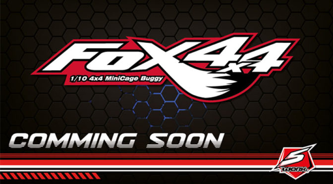 Sworkz 1/10 FOX 4×4 MiniCage Buggy – Teaser