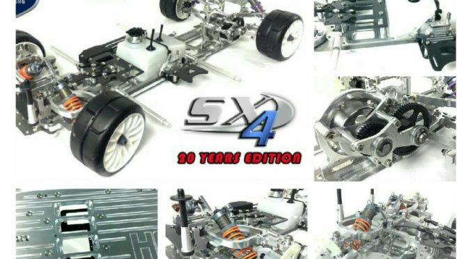 "H.A.R.M. SX-4 Chassis 017 ""20 Jahre Edition"""