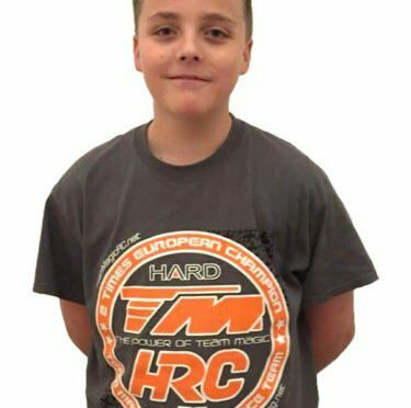 Team Magic / HRC unterstützt den jungen und talentierten Luca Becker