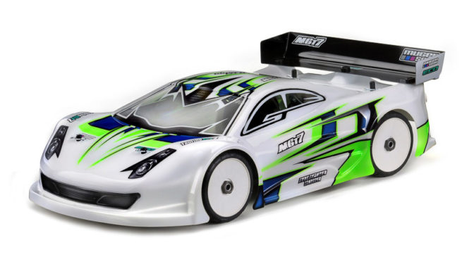 Mugen Seiki 1:8 EP 4WD MGT-7 ECO # Premiumkit