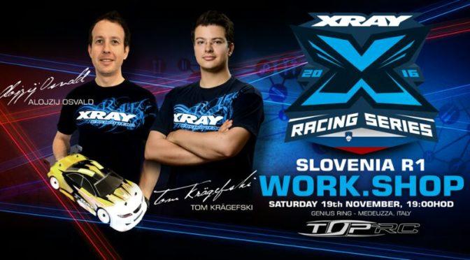 XRAY Work-Shop beim XRS Slovenia R1