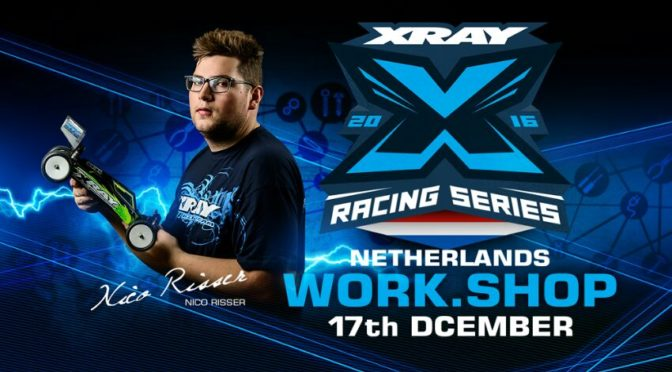 XRAY Work-Shop XRS Netherlands R1